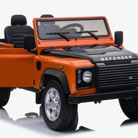 Land Rover Defender for toddlers with working doors