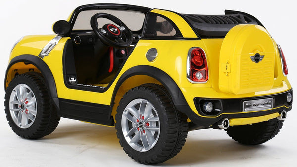 Mini Beachcomber 2 Seat Ride On Car With 2 4ghz Remote