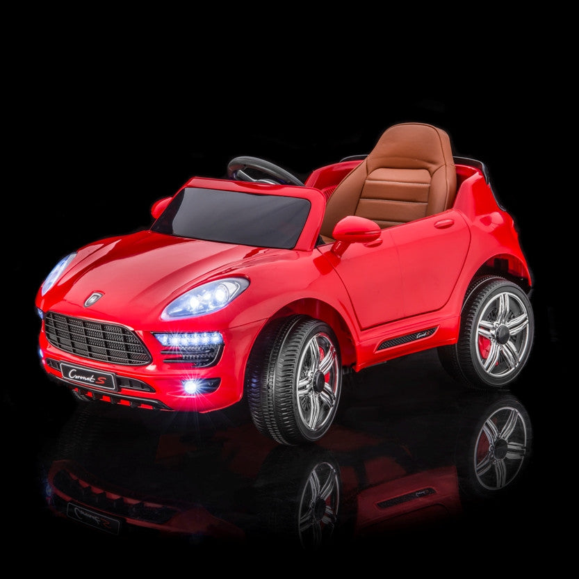 Porsche Macan Style Remote Control Ride On Car