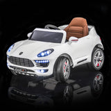 Porsche Macan Style 12V  Remote Control Ride On SUV Crossover