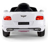 White Bentley Toddler Car