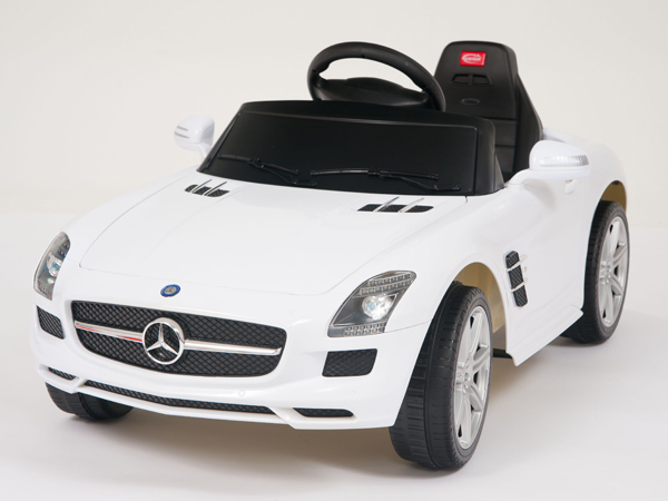 mercedes benz sls amg 6 3 remote control ride on car car tots cars trucks and vehicles for. Black Bedroom Furniture Sets. Home Design Ideas