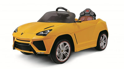 Lamborghini Urus Toddler Remote Control Ride On SUV in yellow