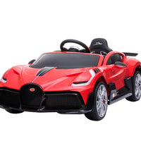 Bugatti Divo Toddler Car