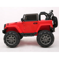 Rambler Ride On jeep with Full Doors and 2.4G Remote Control