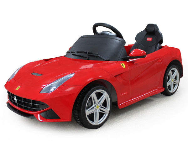 Ferrari F12 Berlinetta Special Edition Remote Control Ride On Car With 12V Motor