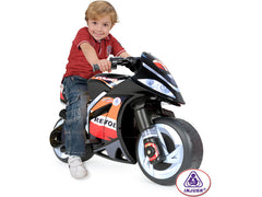 Repsol Wind Motorcycle 6V by Injusa