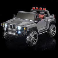 remote control ride on toddler H2 Hummer power wheels