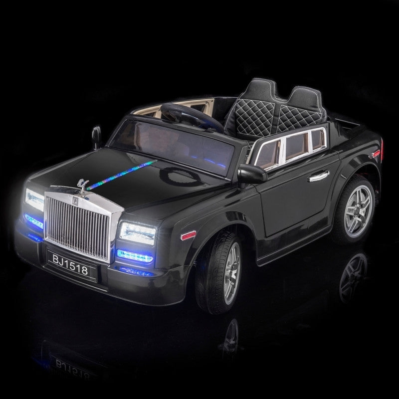 Rolls Royce Phantom Style Remote Control Toddler Ride On Car With Doors