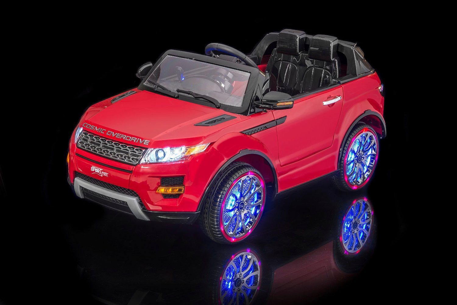 Range Rover Style 12V Ride On SUV with Remote Control