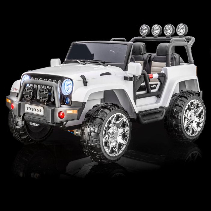 Thar XL 2 Seat Toddler Remote Control Ride On W 4 Motor 4WD