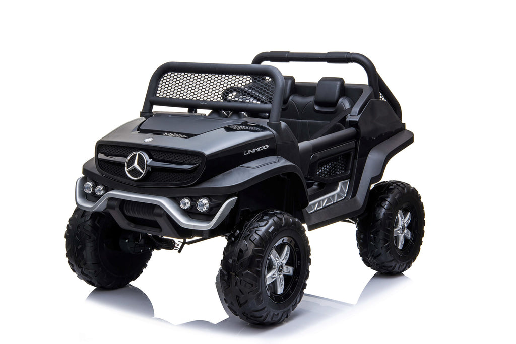 Mercedes Toddler Unimog in Black