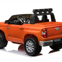 Toddler Remote Control Tundra Pickup Truck Powered Wheel