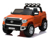 Toyota Tundra Toddler Remote Control 2 Seat Ride On Pickup Truck W/Leather Seat