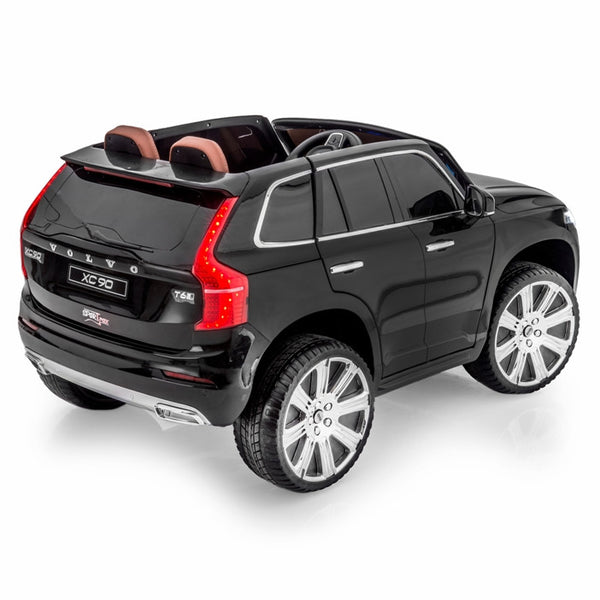 Volvo XC90 Licensed Remote Control Ride on SUV with Doors and Rubber T – Car Tots Remote Control ...