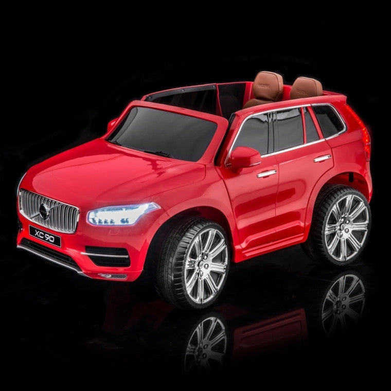 Volvo XC90 Officially Licensed Remote Control Ride on SUV with Doors and Rubber Tires
