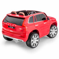 Volvo XC90 Licensed Remote Control Ride on SUV with Doors and Rubber Tires