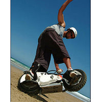 Wheelman V2 50cc Gas Powered Skateboard
