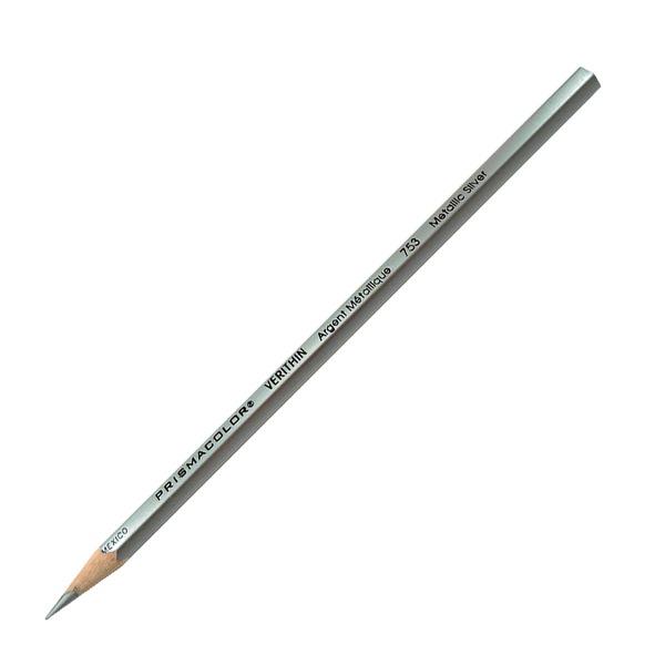 Prismacolor Verithin Silver Welders' Pencil