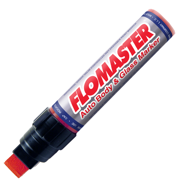 FM-46 Flomaster Auto body and Glass Marker - Super Jumbo