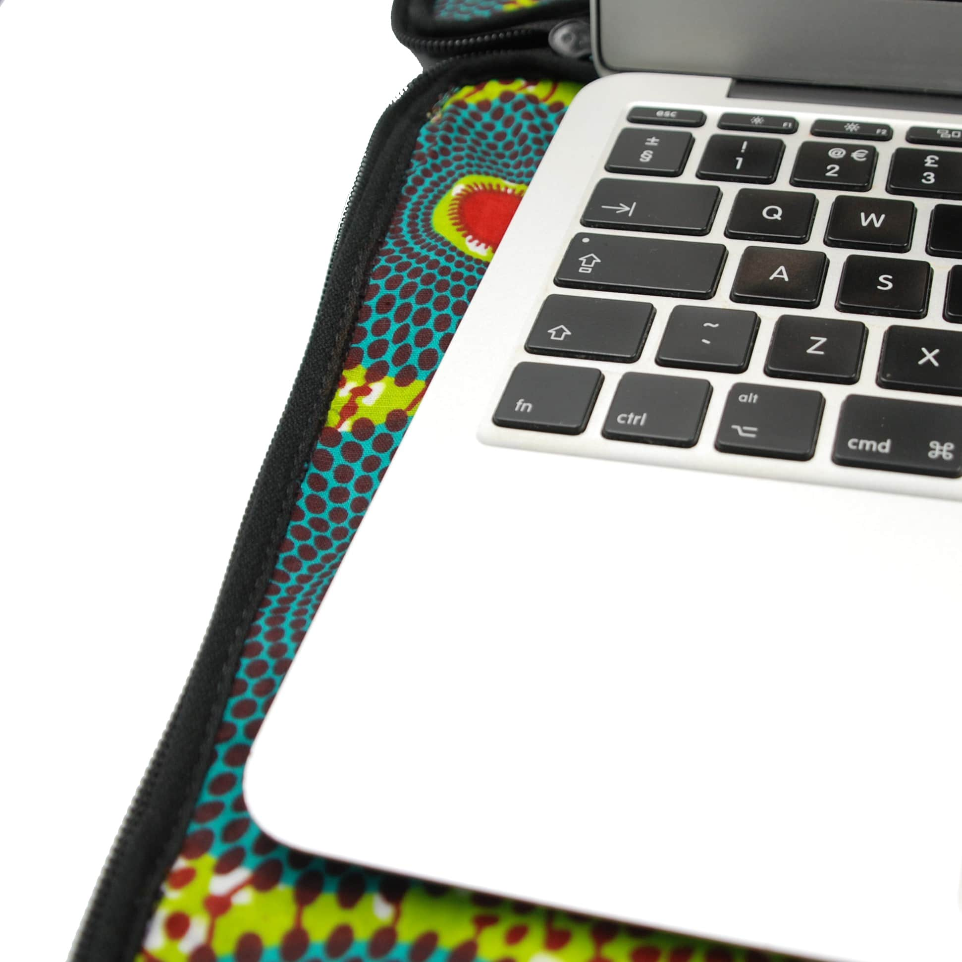Recycled Inner Tube Laptop/Tablet Case