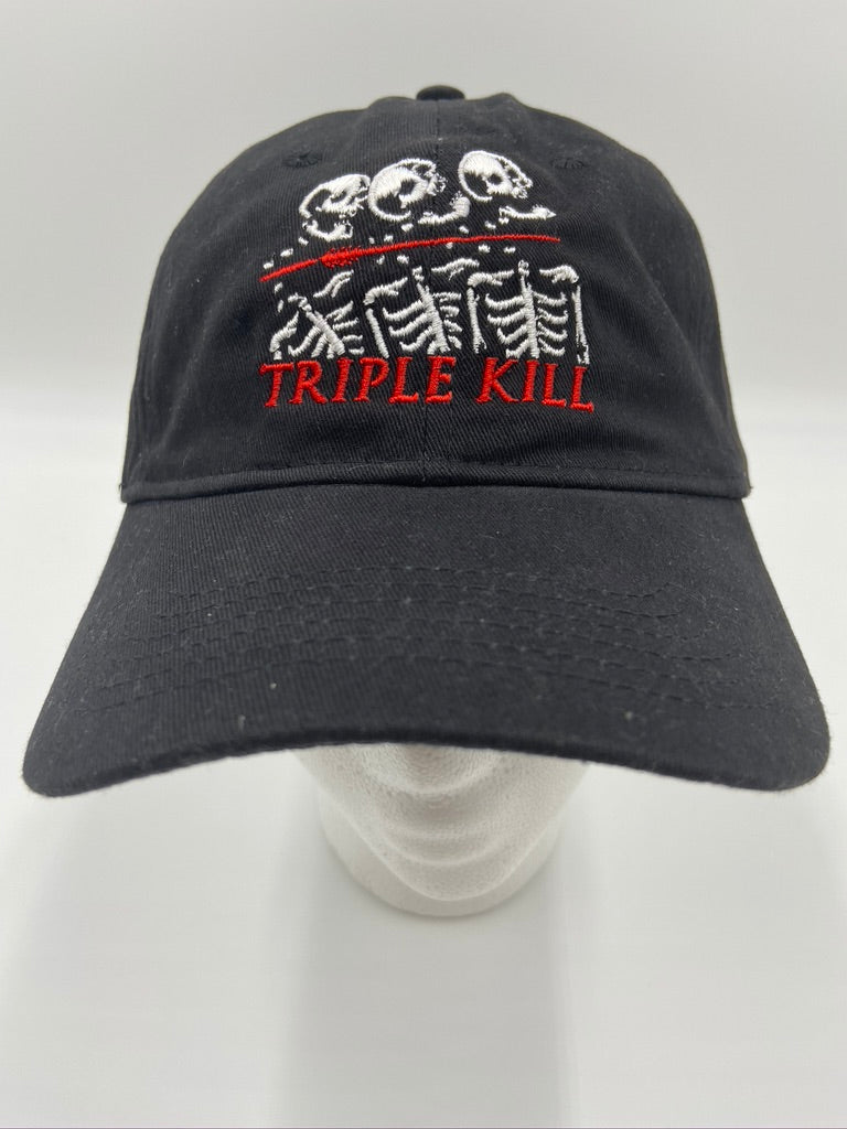 Triple Kill Logo Dad Hat