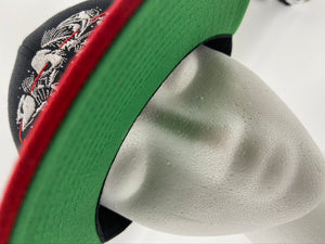 Fishing Logo 6-Panel Snapback
