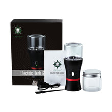 Load image into Gallery viewer, LTQ Electric Herb and Spice Grinder Smoke Crusher Hand Muller Tabacco Grinder