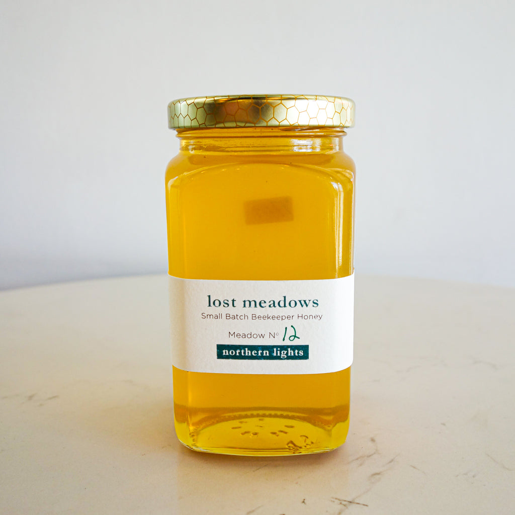 Graeme Foers Co. Lost Meadows Honey - Muskoka Lakes