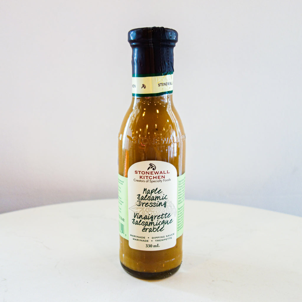 Stonewall Kitchen - Maple Balsamic Dressing