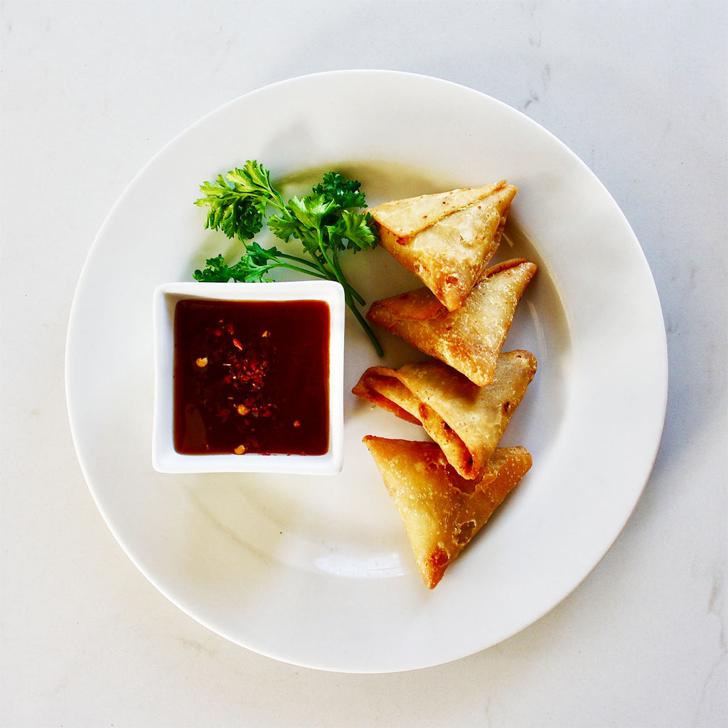 Vegetable Samosas - Frozen