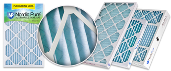 Baking Soda AC Furnace Filters