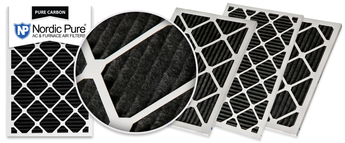 Pure Carbon AC Furnace Filters