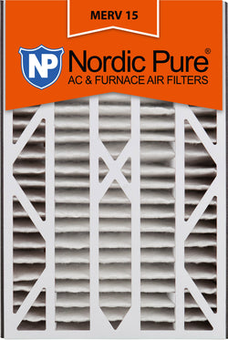 16x25x3 Air Bear Cub Replacement MERV 15 Qty 3 - Nordic Pure