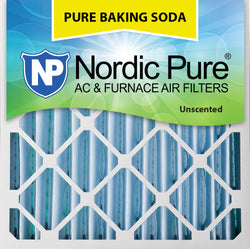 20x20x4 Pure Baking Soda AC Furnace Air Filters Qty 1 - Nordic Pure