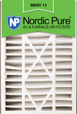 16x25x5 Air Bear Replacement MERV 13 Qty 2 - Nordic Pure