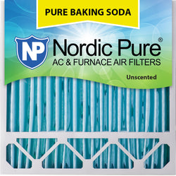 20x20x5 Pure Baking Soda Honeywell/Lennox Rep Air Filters Qty 1 - Nordic Pure