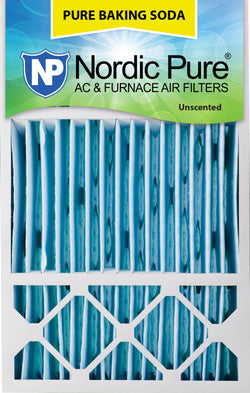 16x25x5 Pure Baking Soda Honeywell/Lennox Rep Air Filters Qty 1 - Nordic Pure