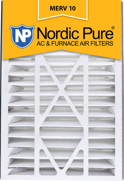 16x25x5 Air Bear Replacement MERV 10 Qty 4 - Nordic Pure