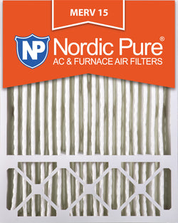 20x25x5 Lennox X6673_X6675 Replacement  Pleated MERV 15 - Nordic Pure