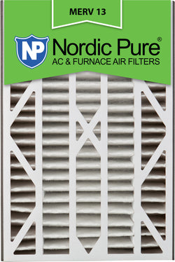 16x25x3 Air Bear Cub Replacement MERV 13 Qty 3 - Nordic Pure