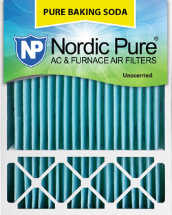 20x25x5 Pure Baking Soda Honeywell/Lennox Rep Air Filters Qty 1 - Nordic Pure
