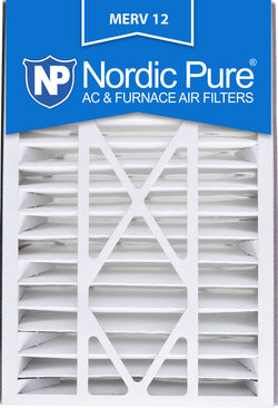 16x25x5 Air Bear Replacement MERV 12 Qty 4 - Nordic Pure