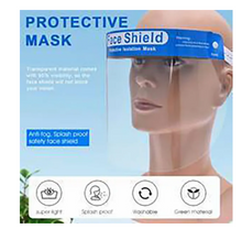 Load image into Gallery viewer, Antibacterial Face Shield - Sold by the case. CALL FOR PRICING