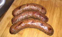 Nutrient Enriched Beef & Liver Sausages 500g