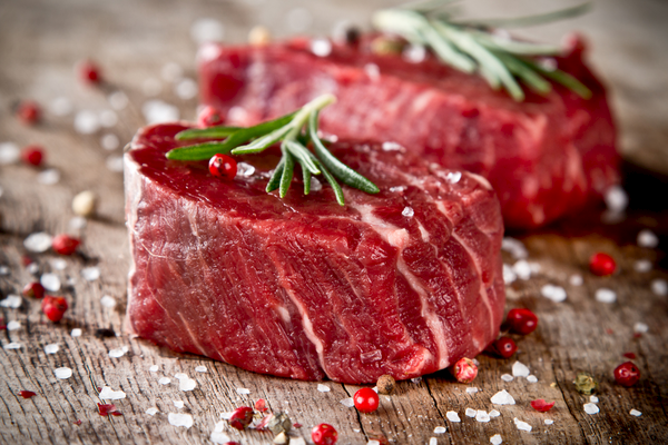 Grass Fed Eye Fillet Steak 500g