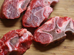 Grass Fed Beef Neck Bones $7.74ea