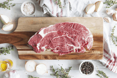 Grass Fed Chuck Steak 500g