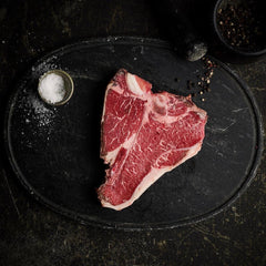 Grass Fed T-Bone Steak 300-350g