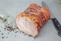 Free Range Pork Scotch Fillet Roast (1.5 or 2.5kg)